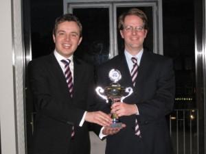 Henrik Maedler und Jens Fischer gewinnen Jacobs Open 2010