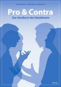 """Anna rezensiert: """"Pro & Contra - Das Handbuch des Debattierens"""""""