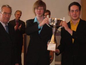 Erste Debattiermeisterschaft der Gymnasien im Kreis Schleswig-Flensburg