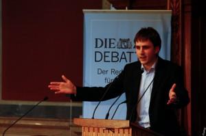 ZEIT DEBATTE Wien: Das Finale in Bildern