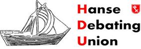 Erste Showdebatte der Hanse Debating Union Bremen