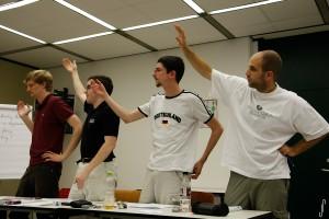 Vienna Debating Workshop lockte Debattierer aus 14 Nationen nach Wien