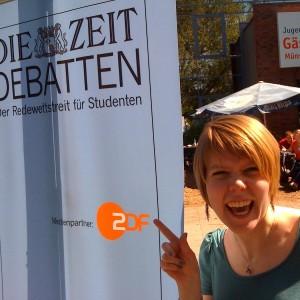 DDM im Gespräch: Miriam Hauft grüßt ihre Mutter