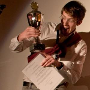 Nachwuchspreisträger 2010: Florian Umscheid (Foto: Manuel Adams)