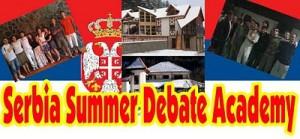 Serbia Summer Debate Academy 2010
