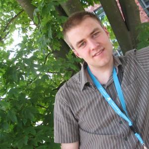 EUDC im Gespräch: Lukas Haffert ganz alleine