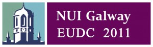 EUDC 2011 finden im irischen Galway statt