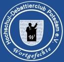Logo Wortgefechte Potsdam