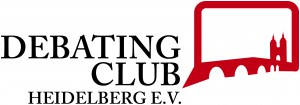 Logo Debating Club Heidelberg