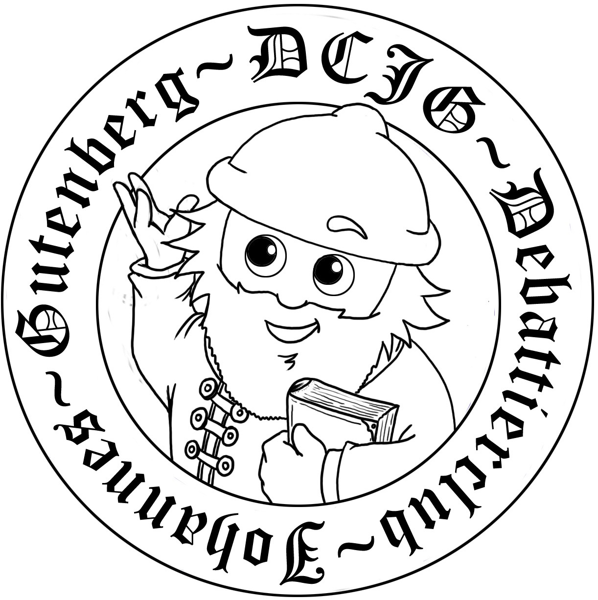 Logo DCJG Mainz