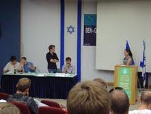 Shalom, Frau Präsidentin! Ein Rückblick auf das Red Sea Open 2010