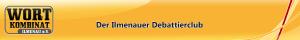 Third Ilmenau campus debate