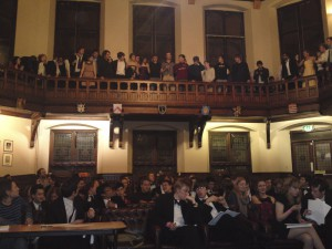 Cambridge IV 2010: Monash wins / Zagreb to bid for WUDC 2013