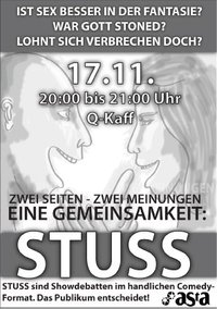 STUSS in Mainz