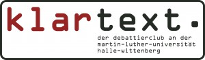 "1st Philosophy-Slam in Halle, Germany: ""Slamming meets Debating"""