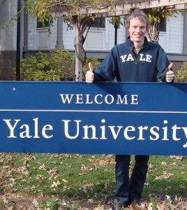 Debating in Yale – Philipp Stiel between public and competitive debating