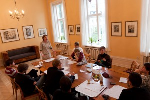 Development aid in northern Europe - Manuel Adams on the Berlin mission to Oslo