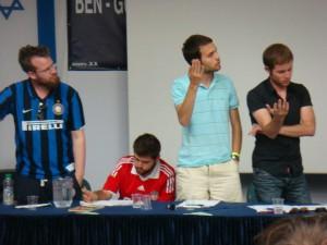 The finals at RSO 2011 © Ivanov/Portnoy