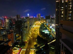 Hongkong, Sonderverwaltungszone, Metropole - und unser Chinakorrespondent Leonhard Weese mittendrin! (Foto: Leonhard Weese)