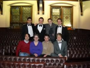 der VDCH beim Cambridge IV 2011