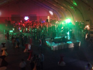 The Party at PICC for WUDC 2012 German Night.