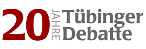 20 years of debating in Tübingen