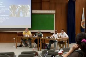 Teilnehmerinnen und Teilnehmer des World Debate Forums, das zum zweiten Mal stattfand, diesmal in Manila. (Foto: Manuel Adams)