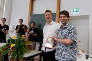 Jonathan Scholbach und Jonas Werner sind Sieger des Brüder-Grimm-Cup 2012