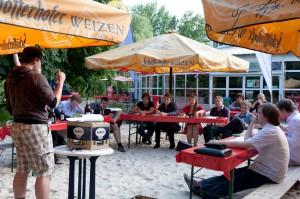 FDL: Berlin schreitet in Dortmund Richtung Titelverteidigung
