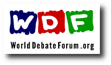 World Debate Forum 2013 in Berlin