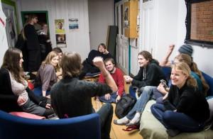 Training, Training, Training: Debattierwochenende in Marburg