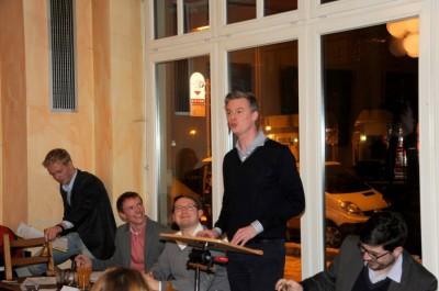 Streitkultur Berlin debattiert mit Politikern