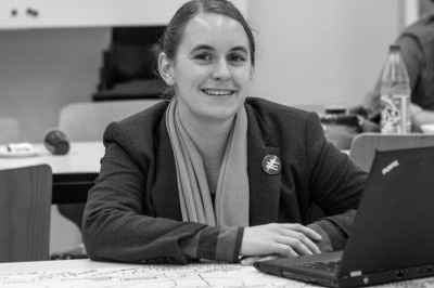 Marietta Gädeke: Organizing Volunteers