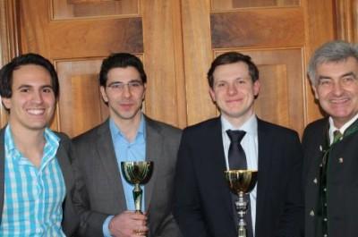 Zu Gast bei den Salzburger Glücksspielen: Die Österreichische Meisterschaft 2013