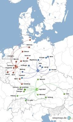 Karte: Stepmap / Jonathan Scholbach