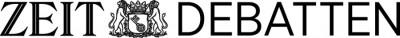 Logo ZEIT DEBATTEN ab 2013