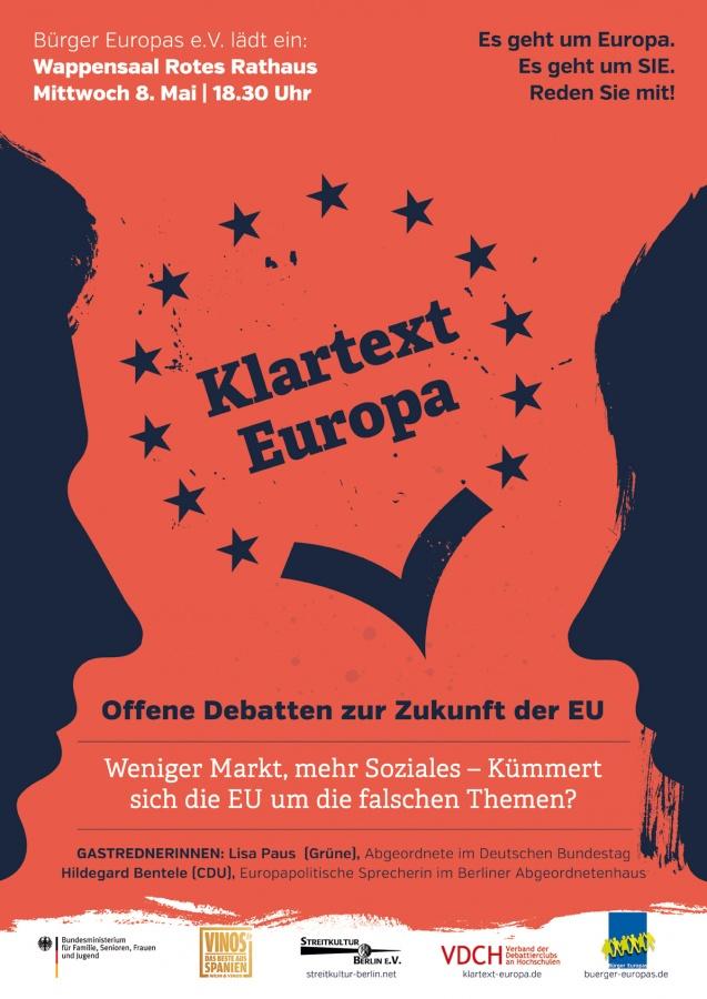 08.05. Plakat KlartextEuropa _web