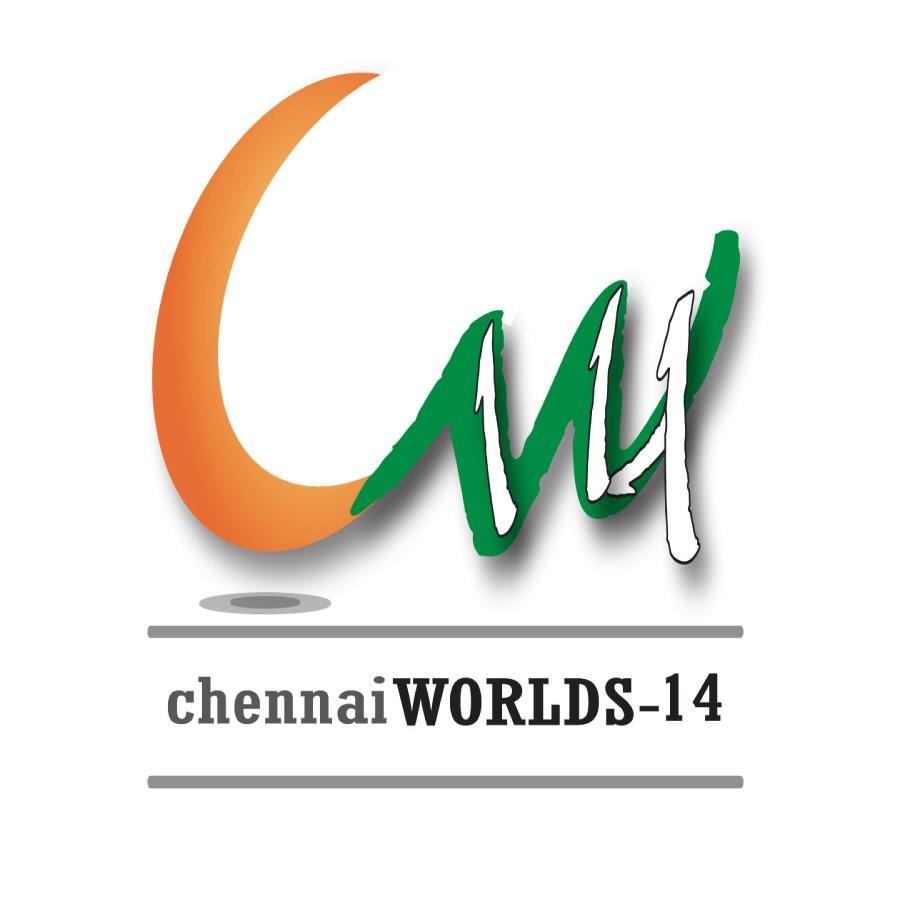 Logo WUDC Chennai 2014