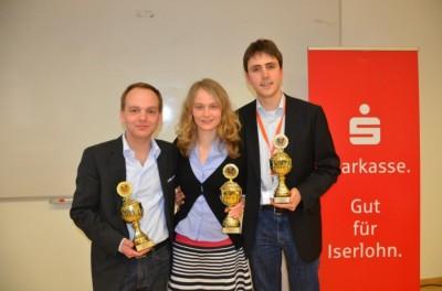 Die ZEIT DEBATTEN Saison 2012/2013: Alle Turniere und alle Sieger im Überblick