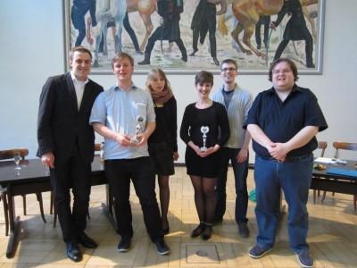 Regionalmeisterschaften 2013: Die Gewinner