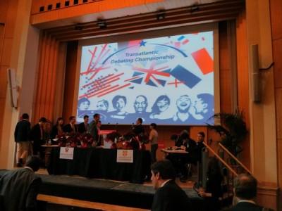 Transatlantic Debating Championship 2013