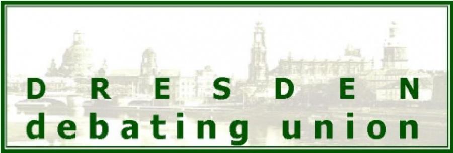 DRESDEN Debating Union – Debattierclub an der TU Dresden e.V.