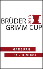 Anmeldung zum Brüder Grimm Cup 2013 eröffnet