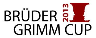 Logo bgc Marburg 2013