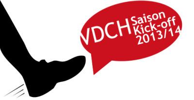 VDCH lädt zum Saison-Kick-Off 2013/14 ein