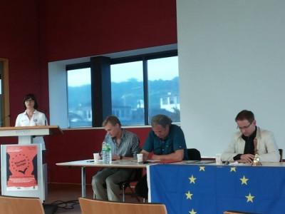 Rückblick: Klartext-Europa-Debatte in Aachen