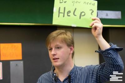 Hilft weiter: Jonathans Casefile gibt Ideen zu Themen und Hintergedanken der CAs (c) Henrik Meadler
