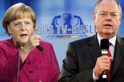 """""""Lassen Sie mich bitte ausreden..."""" - Eine Kritik des gestrigen TV-Duells"""