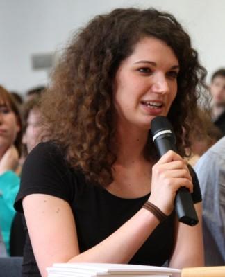 Florians Nachfolgerin: Chefredakteurin Sarah Kempf