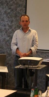 Wacht darüber, dass bei der MV alles mit rechten Dingen zugeht: VDCH-Justiziar Sven Hirschfeld
